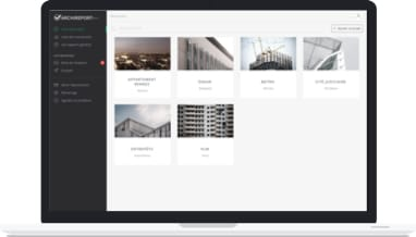 Archireport web